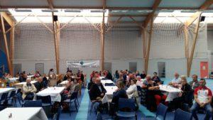 réunion territoria mutuelle qui a eu lieu le 3 juin, à proximité de Rouen