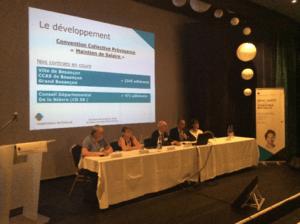 Adhérents territoria mutuelle d'Angoulême le 27 juin