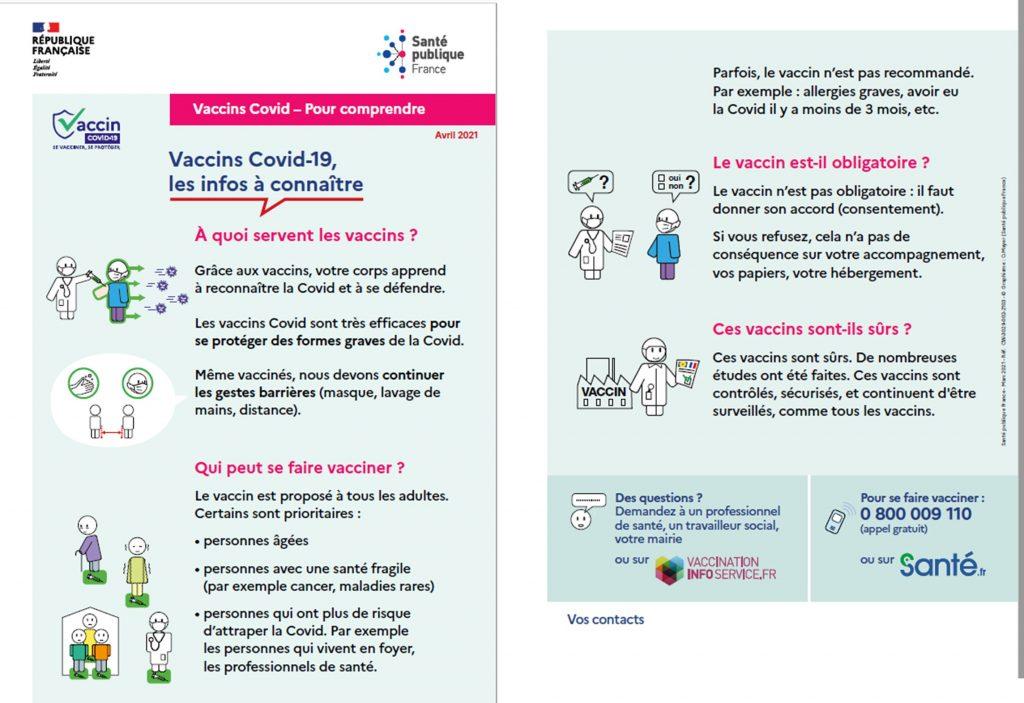 Vaccins contre le covid-19